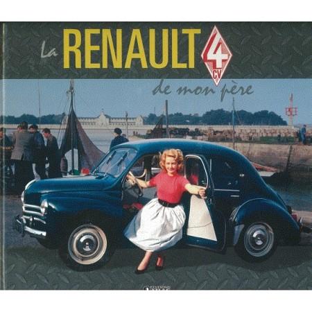 La Renault 4 de mon père