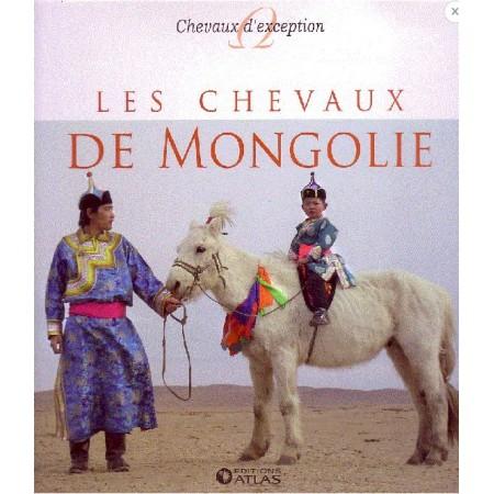 Les chevaux de Mongolie