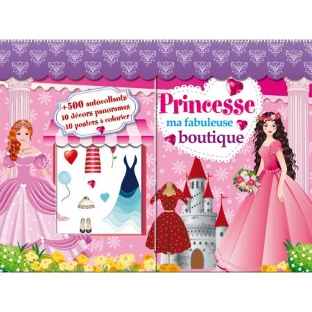 Princesse Ma fabuleuse boutique
