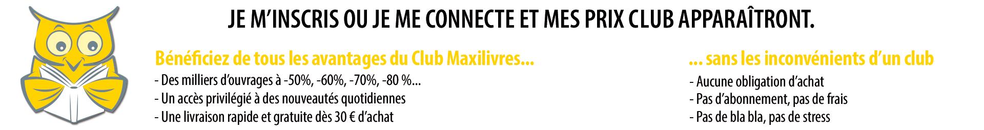 Maxilivres, Le club
